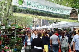 Na pijaci – at the green market