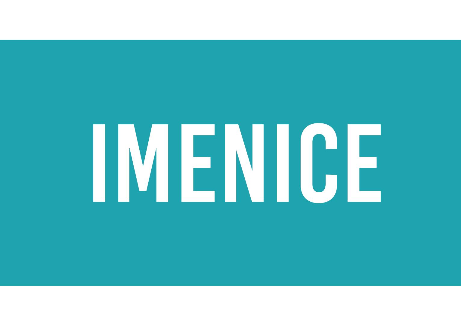 Imenice ženskog roda na suglasnik (Feminine nouns ending in a consonant)
