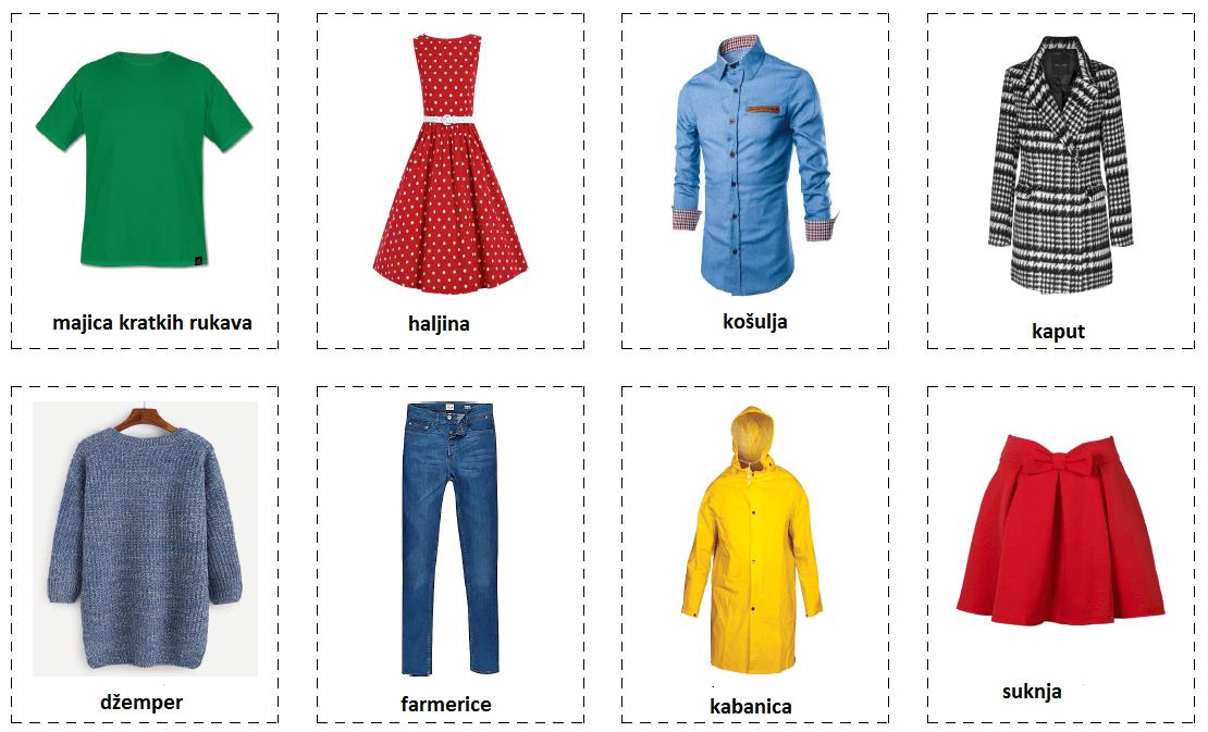 Odjeća (clothes)