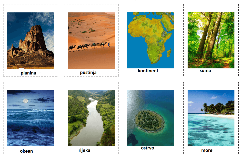 Geografija (Geography)
