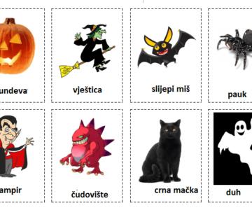 Noć vještica (Halloween)