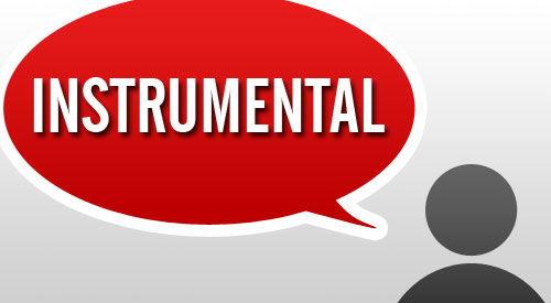 Instrumental (6th case)