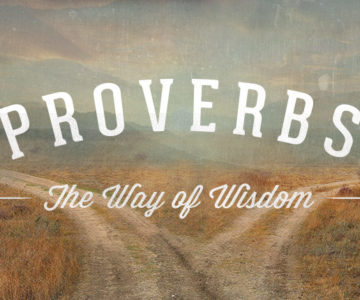 Proverbs – part 2
