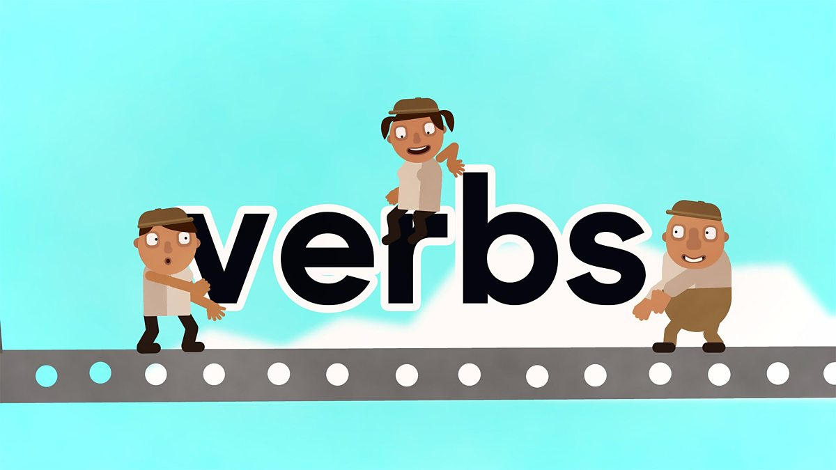 List of verbs taken from English